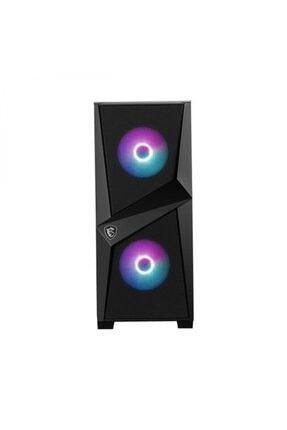 MSI Mag Forge 100r Temperlı Cam 2x A-rgb Fan ,1x 1