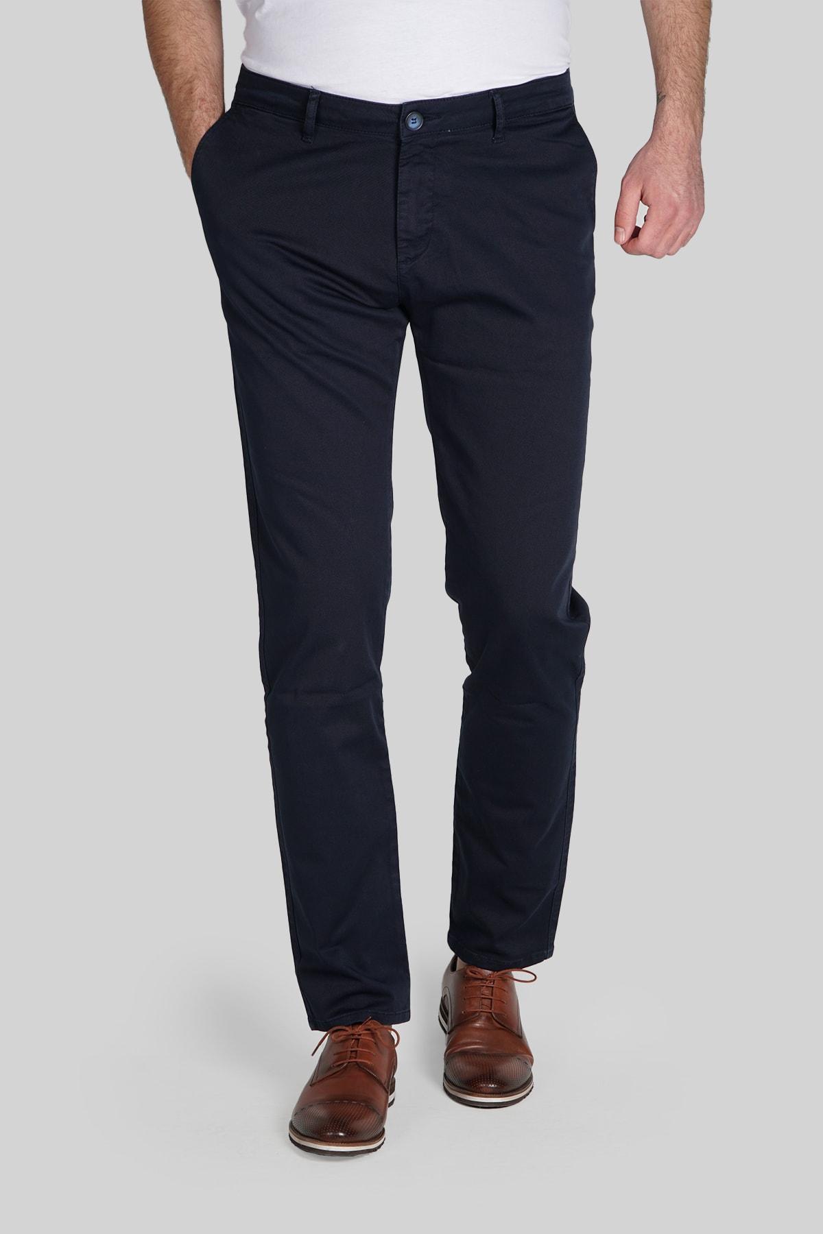 İgs Erkek Lacivert Dynamic Pantolon 1