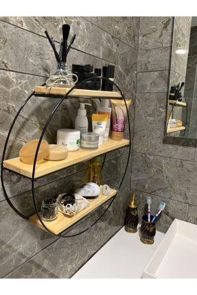 MSAĞWOODS Banyo-lavabo-mutfak Düzenleyici-organizer ,kitaplık ,makyaj Rafı-ev Hediyesi-metal