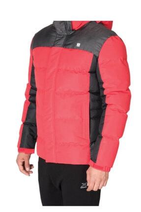Kinetix Erkek Kırmızı Siyah Outdoor Mont
