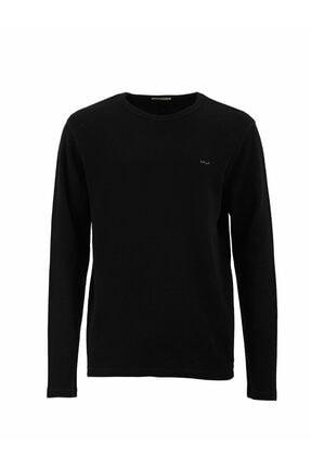 Ltb Erkek Siyah T-Shirt 0112185021600330000