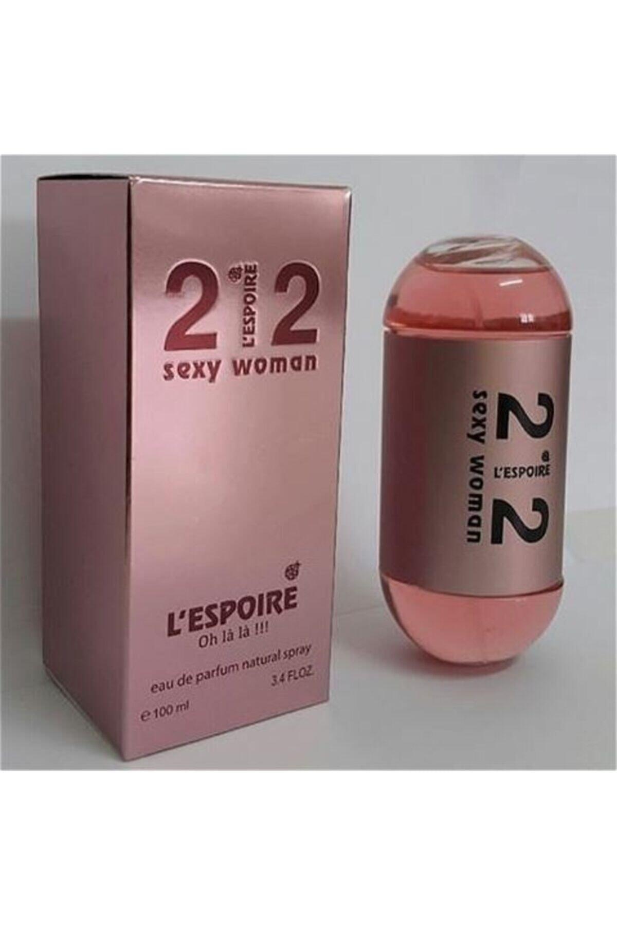 L'espoire 212 Sexy Woman Edt 100 Ml Kadın Parfüm 1
