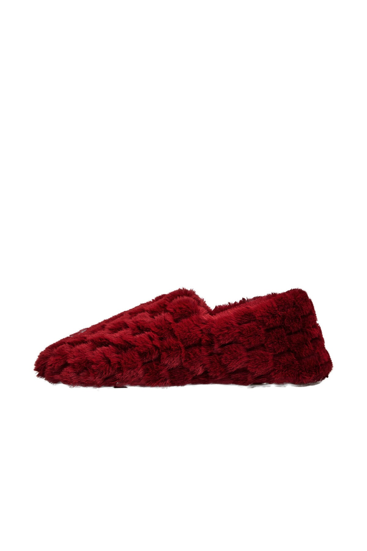 Oysho Kadın Kırmızı Kapalı Ev Ayakkabısı 2