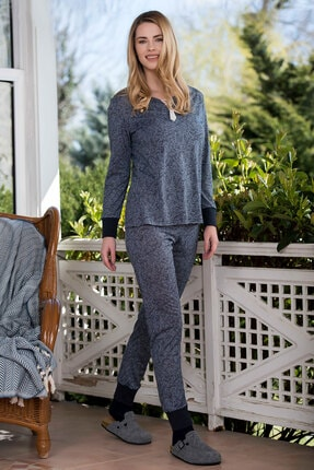 Yeni İnci Kadın Pijama Takımı