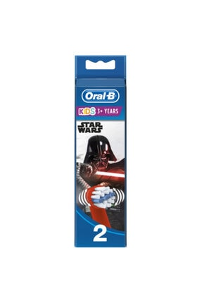 Oral-B Yedek Başlık Star Wars Edition - 2 Adet