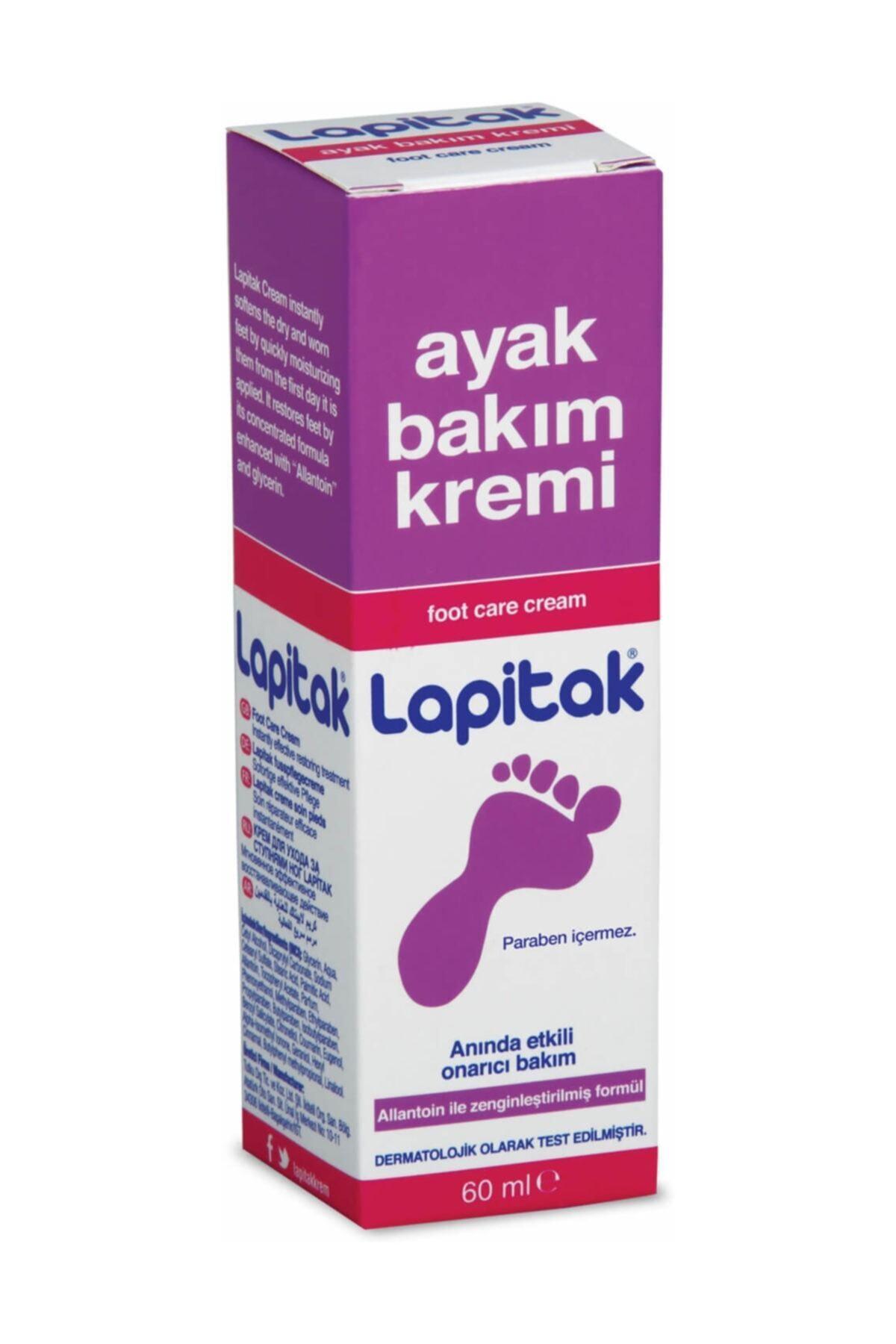 Lapitak Ayak Bakım Kremi 60 Ml 8691091033392 1