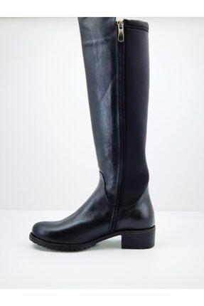 Mammamia Kadın Siyah Streç Çizme