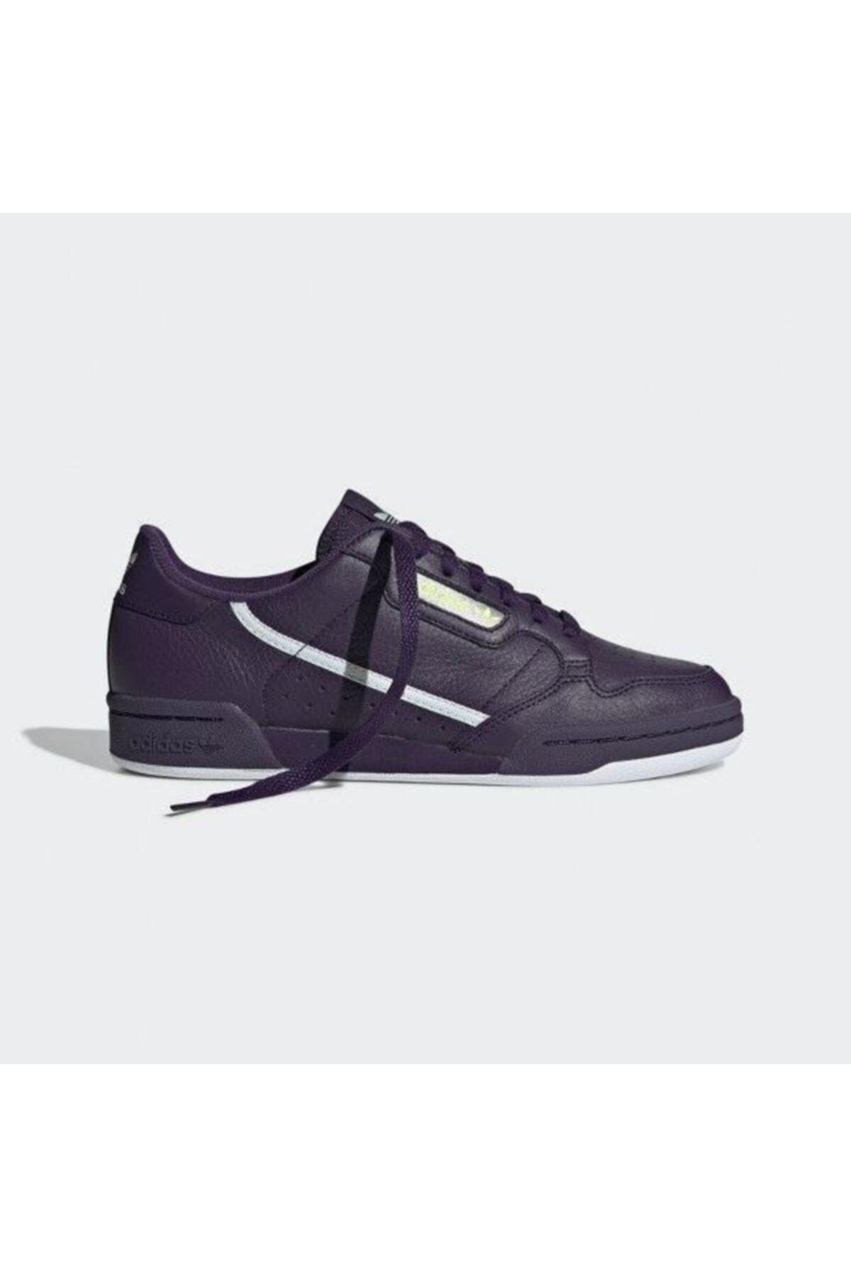adidas Kadın Siyah Continental Ayakkabı 80 W 1