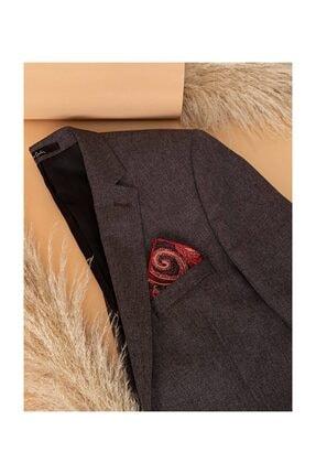 Pierre Cardin Erkek Kırmızı Mendil A021AK088.PE1.K20ETIC2