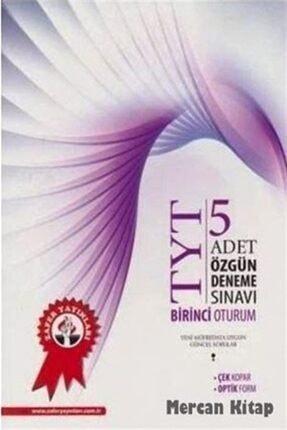 Zafer Yayınları Tyt 5 Adet Özgün Deneme Sınavı