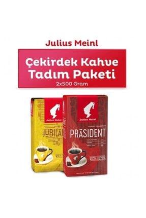 Julius Meinl Çekirdek Kahve Tadım Paketi 1kg