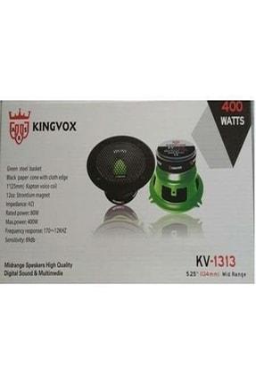 KİNGVOX Kıngvox Kv-1313 13 Cm Midrange Takımı