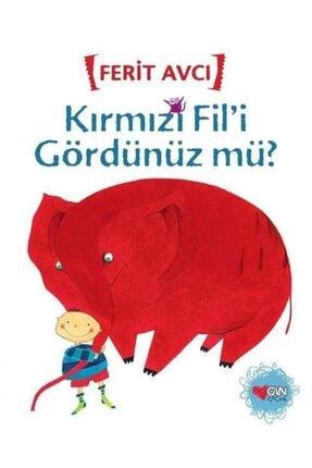 Can Yayınları Kırmızı Fil'i Gördünüz Mü?