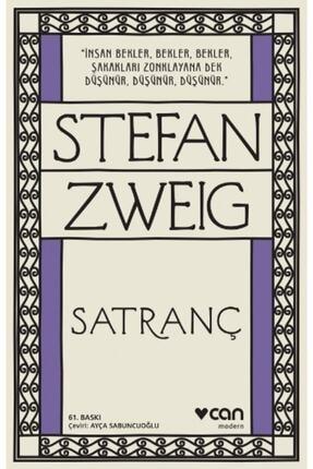 Can Yayınları Satranç - Stefan Zweig -