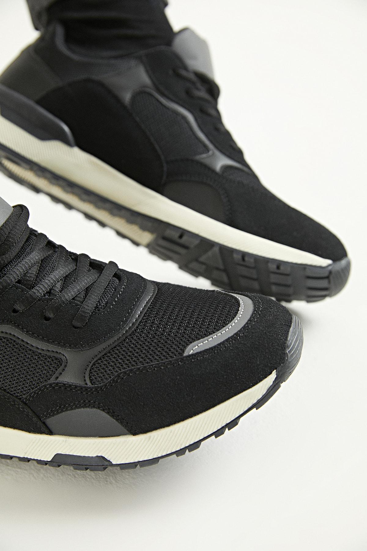 Twn Erkek Ayakkabı Siyah Renk 2