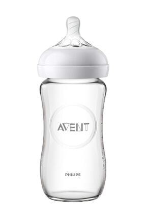 Philips Avent Natural Cam Biberon 240ml Tekli