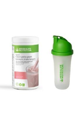 Herbalife Formül 1 Besleyici Shake Karışımı Ahududu Ve Beyaz Çikolata Aromalı+shaker Hediyeli