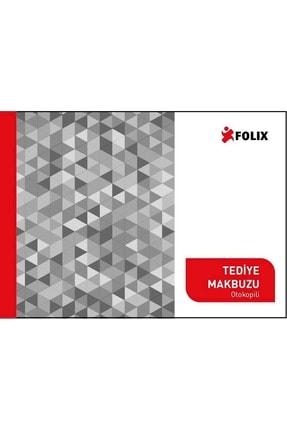 Folixir Folix Tediye Makbuzu