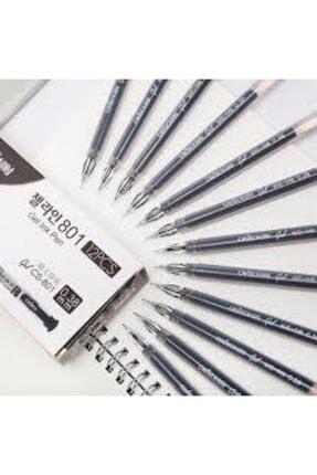 Faber Castell Chosh 0,38 Extra Ince Iğne Uçlu Tükenmez Jel Kalem Siyah 12 Adet