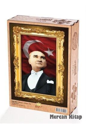 King Of Puzzle Atatürk - 29 Ekim 1933 Ahşap Puzzle 2000 Parça (tr58-mm)