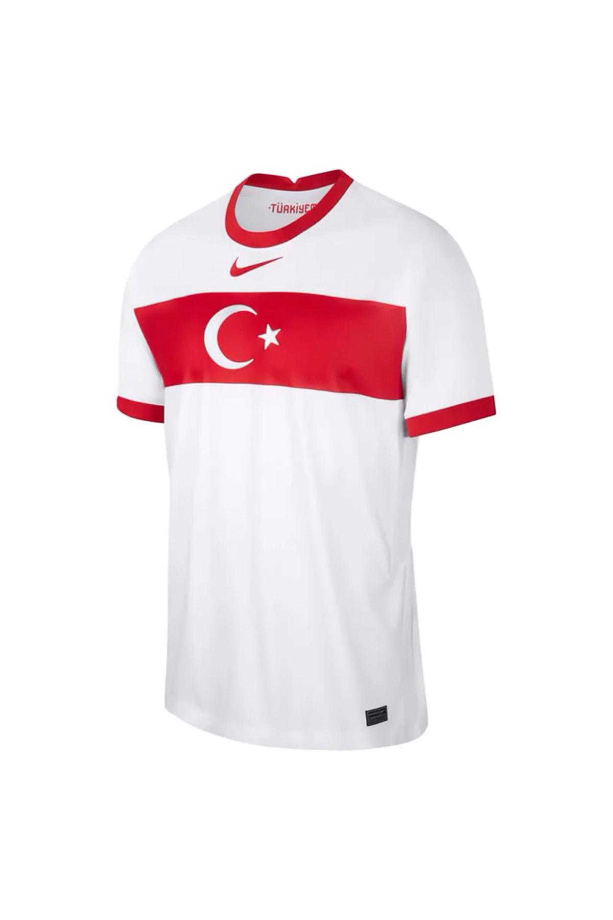 Nike Türkiye Milli Takım İç Saha Erkek Futbol Forması Euro 2020 - Euro2020