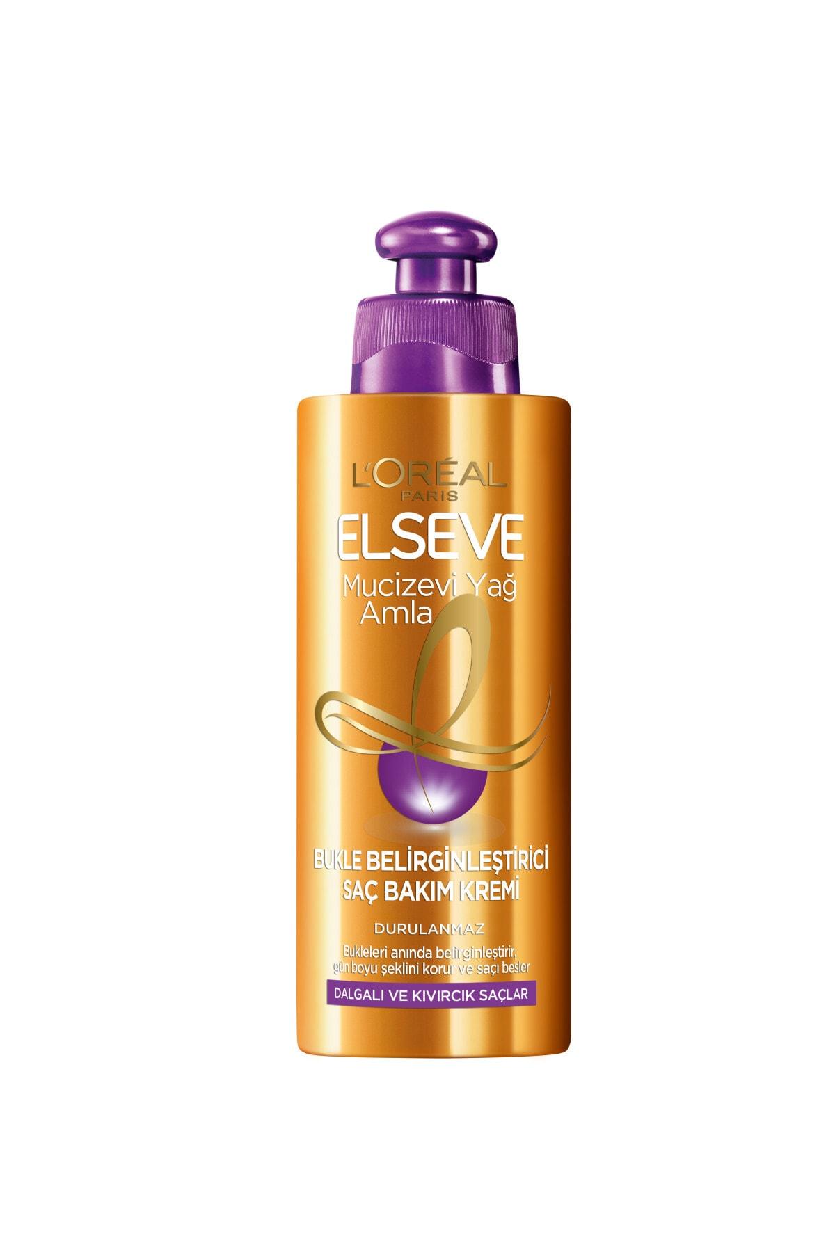 ELSEVE Amla Bukle Belirginleştirici Saç Bakım Kremi 2