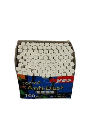 Dyes Karbonat Esaslı 100lük Beyaz Tebeşir