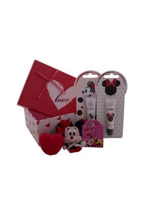 OTTONYA Love Kutuda Minnie Mouse Anahtarlık Seti