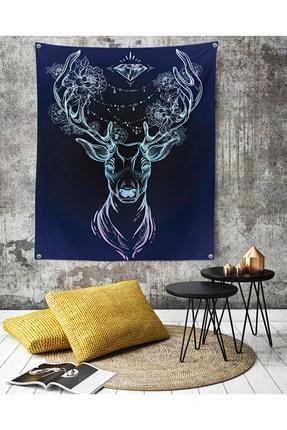 Realhomes Dijital Baskılı Özel Tasarım Dekoratif Modern Tapestry Duvar Örtüsü