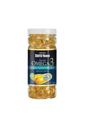 Aksu Vital Omega 3 Balık Yağı 1000 Mg X 200 Kapsül