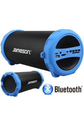 Jameson Taşınabilir Mavi Usb Li Radyolu Bluetooth Hoparlör