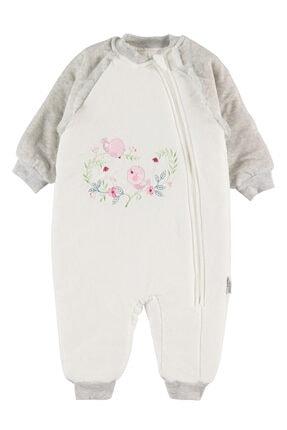 Kujju Kız Bebek Uyku Tulumu 12-18 Ay Grimelanj