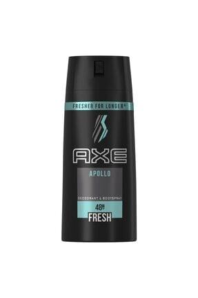 Axe Apollo Erkek Sprey Deodorant 150 ml