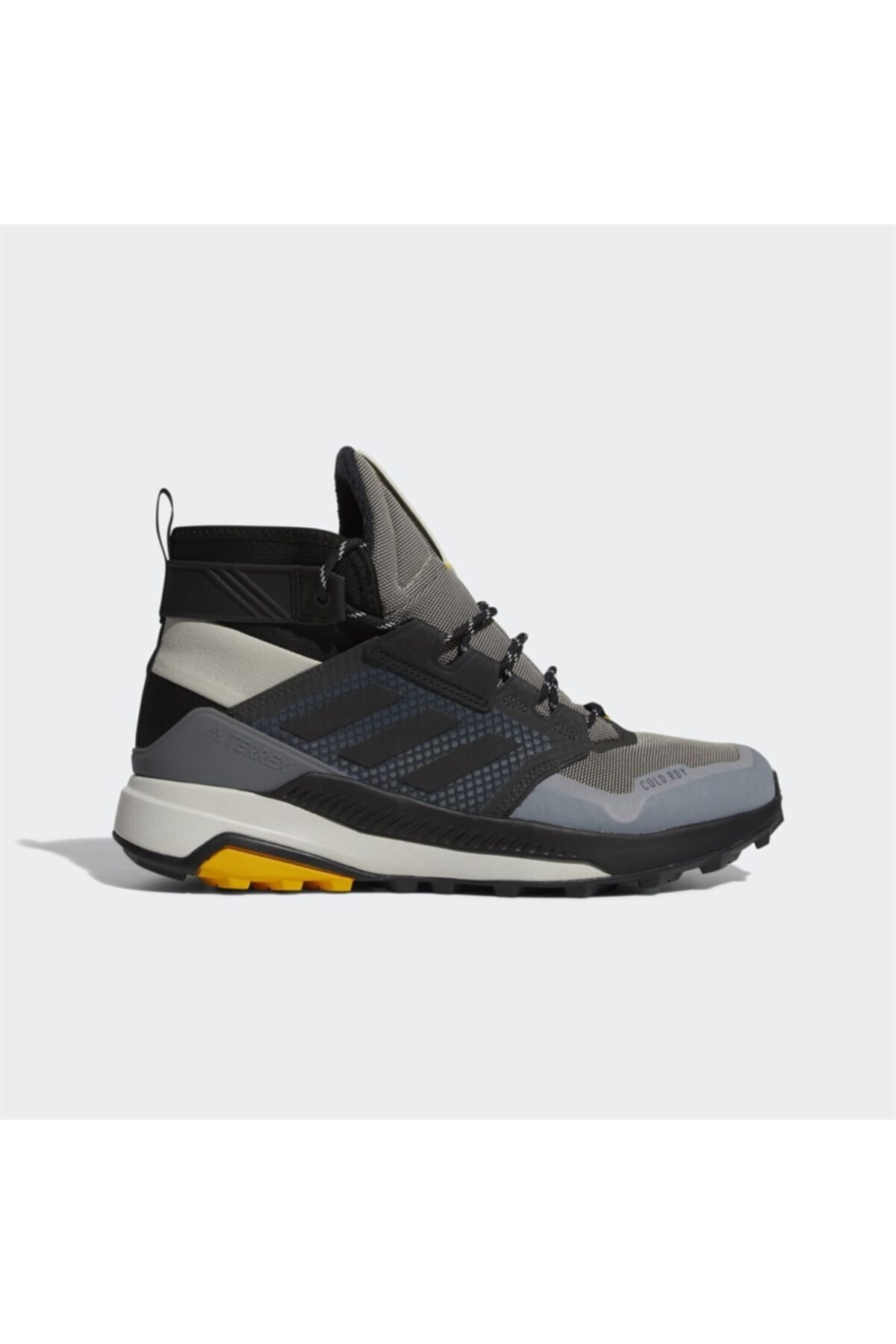 adidas Erkek Gri Terrex Trailmaker Mid Cold.rdy Hiking Outdoor Bot 1