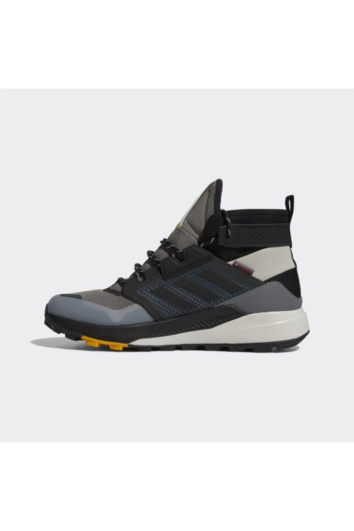 adidas Erkek Gri Terrex Trailmaker Mid Cold.rdy Hiking Outdoor Bot 2