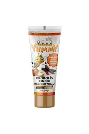 BEE'O Yummy Propolis Fındık Keçiboynuzu 30 G