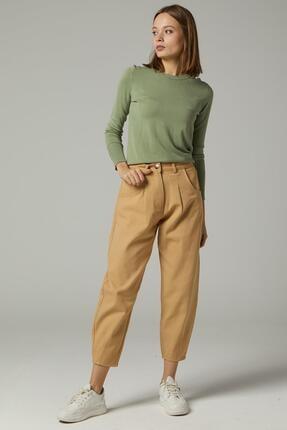 Loreen Kadın Taba Pantolon-28060-32