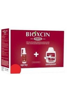 Bioxcin Forte Sprey Forte Şampuan