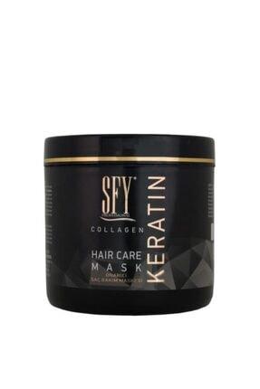 Sfy Professional Sfy Onarıcı Saç Bakım Maskesi Keratin Collagen 500 ml