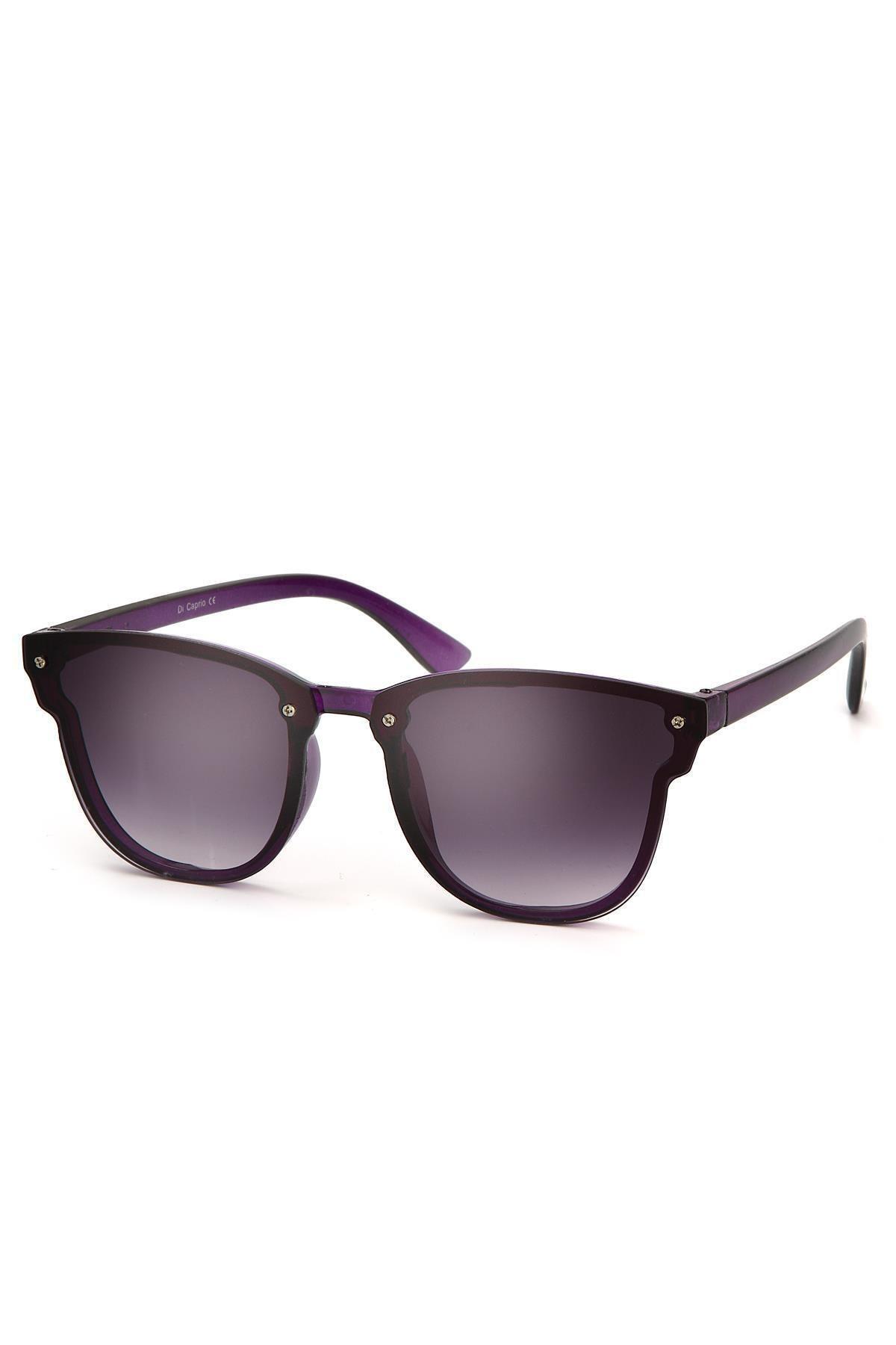 Di Caprio Kadın Oval Güneş Gözlüğü DH1514D 1