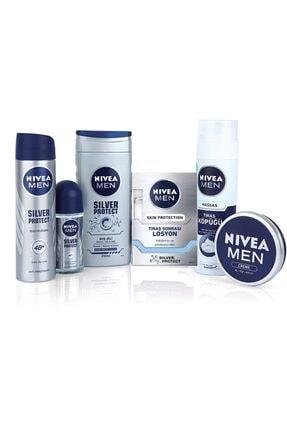 Nivea Silver Skin Protection Erkek Bakım Seti