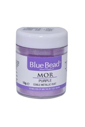 Blue Bead 10 Gr Mor Yenilebilir Sim Boya