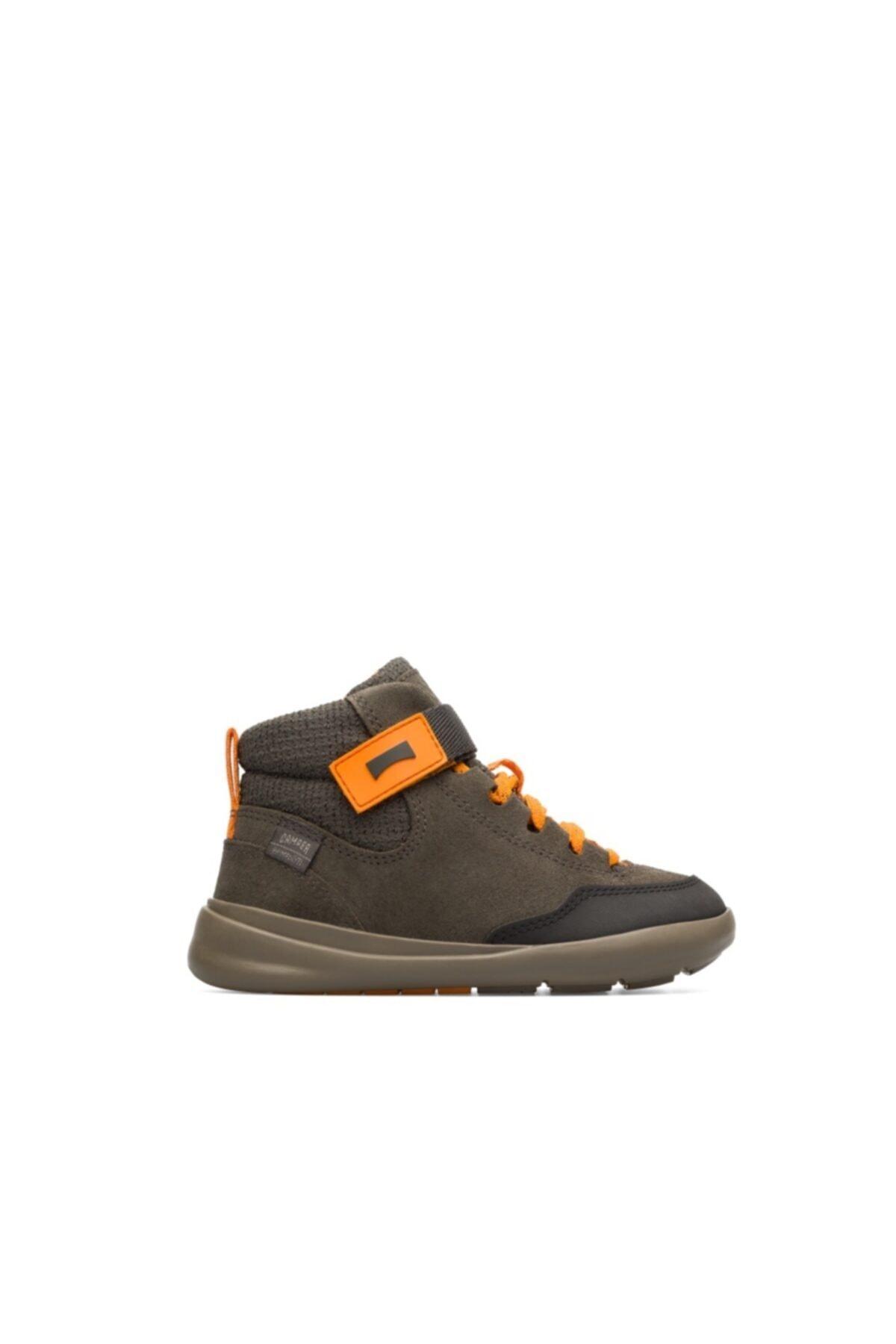 CAMPER Unisex Çocuk Turuncu Casual Ayakkabı K900227-001 1