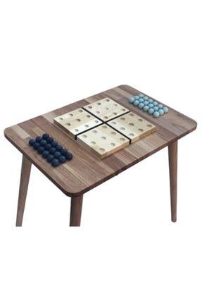 PİZEKA Pentago Beşnokta Zeka Oyunu Masa