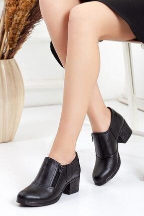 Tamdabu Ayakkabı Hakiki Deri Kadın Ayakkabı Tmd7080