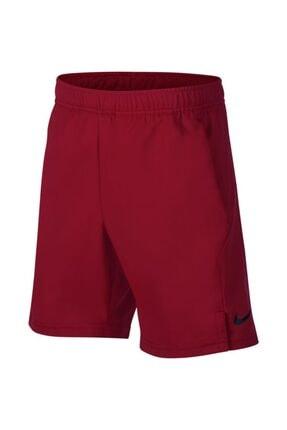 Nike Erkek Çocuk Bordo Tenis Şortu Ar2484-613