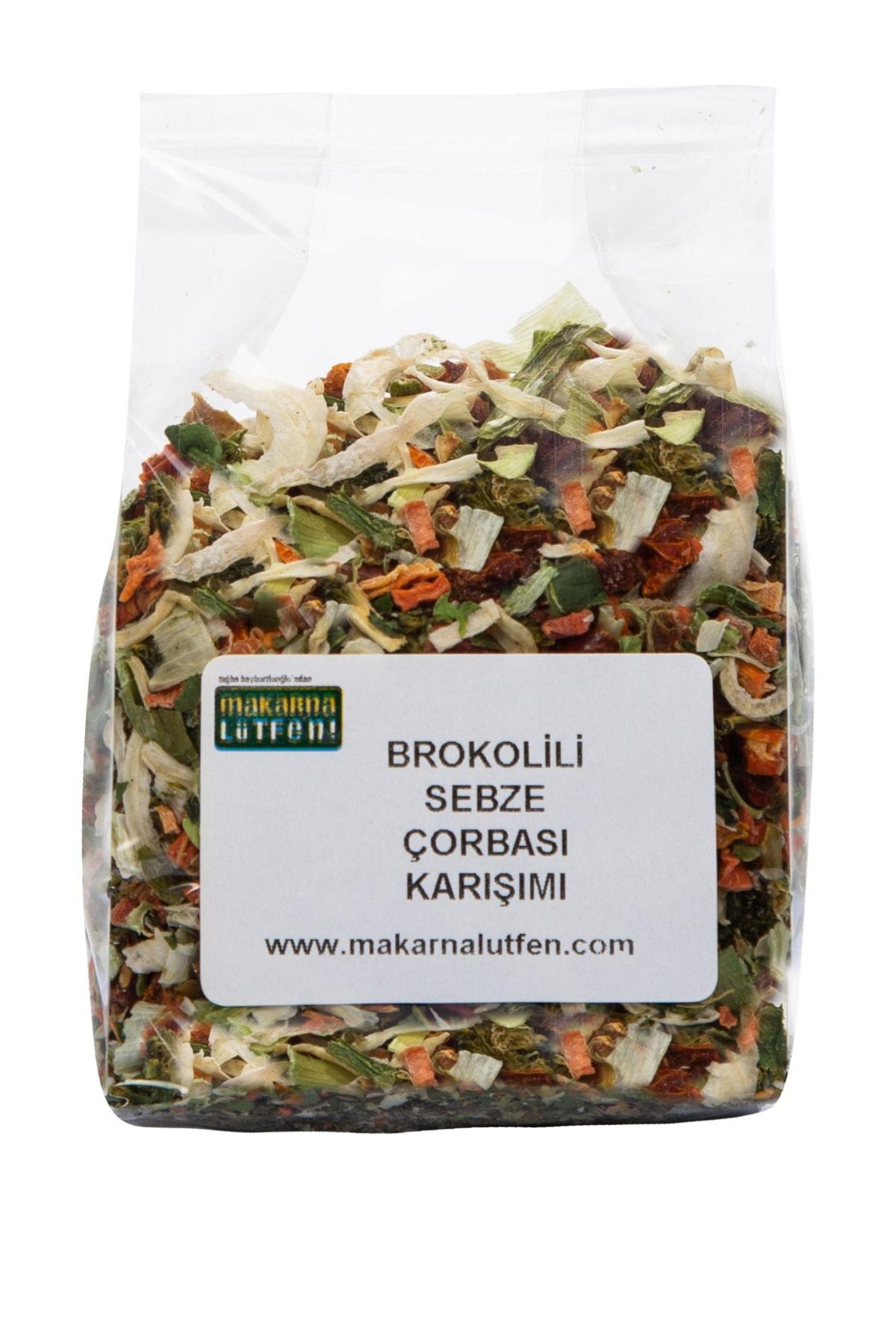 Makarna Lütfen Brokolili Sebze Çorbası Karışımı  50gr 1