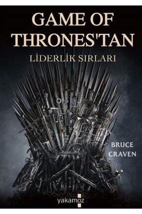 Yakamoz Yayınları Game Of Thrones'tan Liderlik Sırları