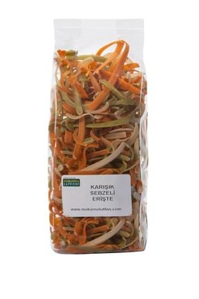 Makarna Lütfen Karışık Sebzeli Erişte (250 G)