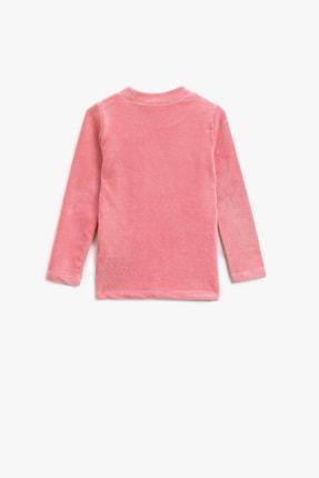 Koton Kids Pembe Kız Çocuk T-Shirt